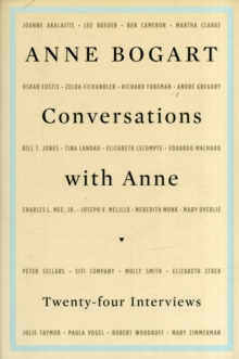 Conversations with Anne, Paperback Book