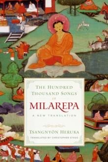 The Hundred Thousand Songs Of Milarepa, Paperback / softback Book