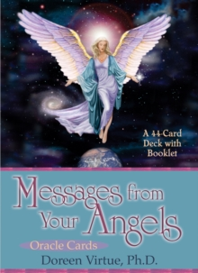Messages From Your Angels Oracle Cards, Cards Book