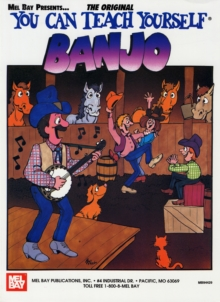 YOU CAN TEACH YOURSELF BANJO, Paperback Book