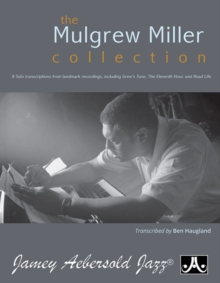 The Mulgrew Miller Collection (Piano Solo), Sheet music Book