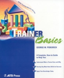 Trainer Basics, Paperback / softback Book