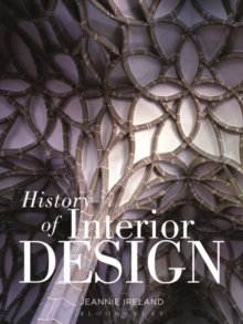 History of Interior Design, Hardback Book