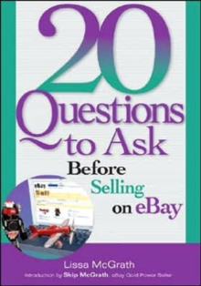 20 Questions to Ask Before Selling on eBay, Paperback / softback Book