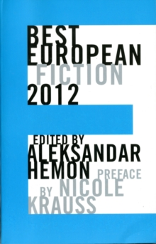Best European Fiction, Paperback Book