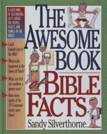 The Awesome Book of Bible Facts, Hardback Book