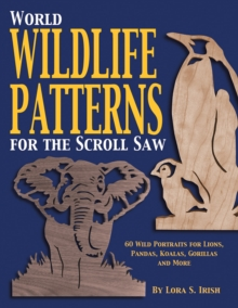 World Wildlife Patterns for the Scroll Saw, Paperback Book