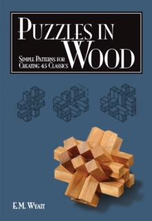 Puzzles in Wood, Paperback / softback Book