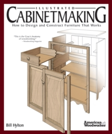 Illustrated Cabinetmaking, Paperback Book