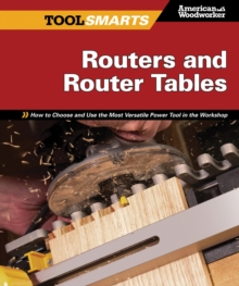 Routers and Router Tables (AW), Paperback Book