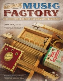 Handmade Music Factory, Paperback Book