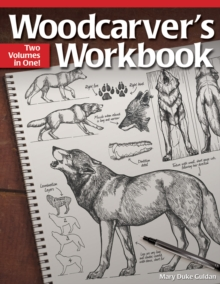 Woodcarver's Workbook, Paperback Book