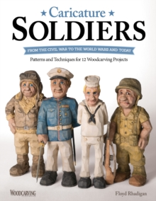 Caricature Soldiers, Paperback / softback Book