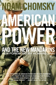 American Power and the New Mandarins : Historical and Political Essays, Paperback Book