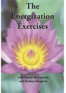 ENERGIZATION EXERCISES DVD, DVD video Book