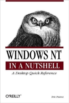 Windows NT in a Nutshell, Book Book