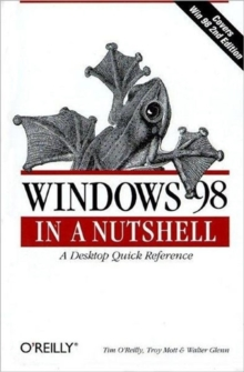 Windows 98 in a Nutshell, Book Book