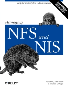 Managing NFS and NIS, Paperback Book