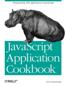 JavaScript Cookbook, Paperback Book