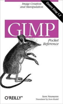 The GIMP Pocket Reference, Book Book