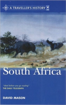 A Traveller's History of South Africa, Paperback / softback Book