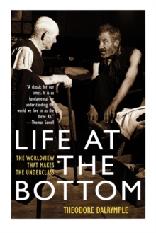 Life at the Bottom : The Worldview That Makes the Underclass, Paperback Book