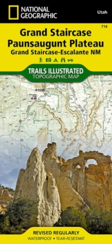 Willis Canyon : Trails Illustrated, Sheet map, folded Book