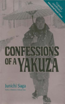 Confessions Of A Yakuza, Paperback Book