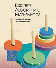 Discrete Algorithmic Mathematics, Hardback Book