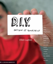 DIY : Design it Yourself, Paperback Book