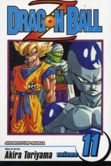 Dragon Ball Z, Vol. 11, Paperback / softback Book