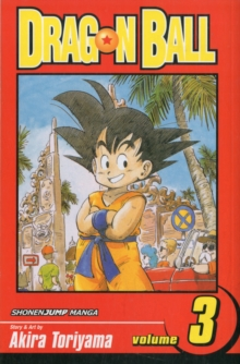 Dragon Ball, Vol. 3, Paperback / softback Book