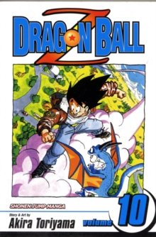 Dragon Ball Z, Vol. 10, Paperback Book