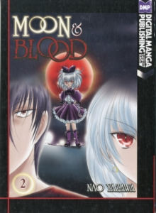 Moon and Blood Volume 2, Paperback / softback Book