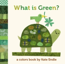 What Is Green?, Board book Book