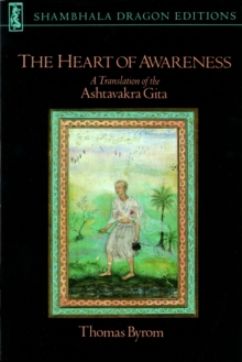 The Heart Of Awareness, Paperback Book