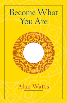 Become What You Are, Paperback Book