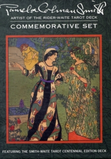 The Pamela Colman Smith Commemorative Set, Mixed media product Book