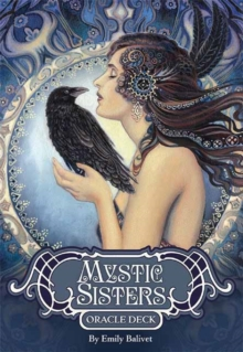 Mystic Sisters Oracle Deck, Cards Book