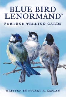 Blue Bird Lenormand, Cards Book