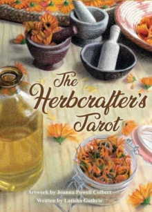 The Herbcrafter's Tarot, Kit Book