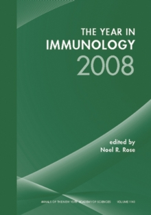 The Year in Immunology, Paperback Book