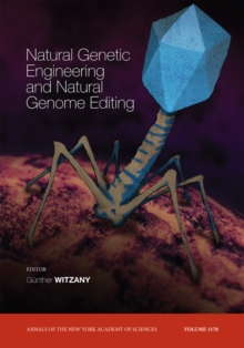 Natural Genetic Engineering and Natural Genome Editing, Paperback Book