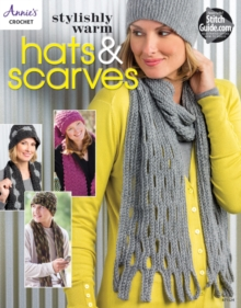 Stylishly Warm Hats & Scarves, Paperback Book