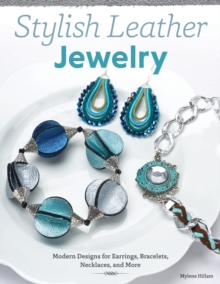 Stylish Leather Jewelry, Paperback / softback Book