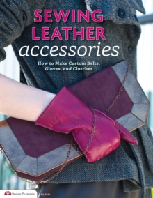 Sewing Leather Accessories, Paperback Book