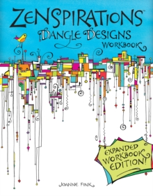 Zenspirations Dangle Designs, Expanded Workbook Edition, Paperback Book