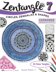Zentangle 7, Expanded Workbook Edition, Paperback Book