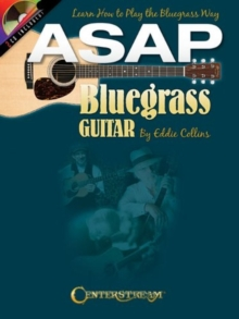Eddie Collins : ASAP Bluegrass Guitar, Paperback Book