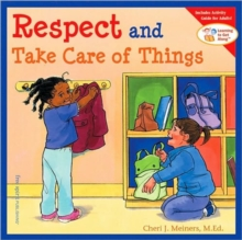 Respect and Take Care of Things, Hardback Book